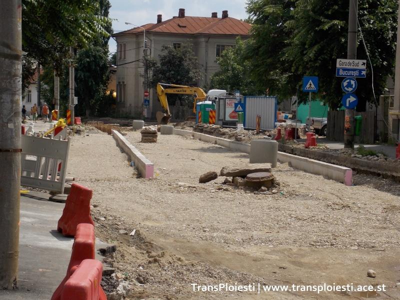 Traseul 101, etapa II: Intersecție Candiano Popescu ( zona BCR ) - Gara de Sud - Pagina 2 2ic5lq11
