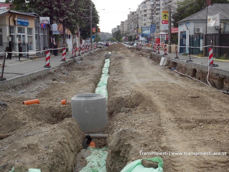 Traseul 101, etapa II: Intersecție Candiano Popescu ( zona BCR ) - Gara de Sud 2iqjx110