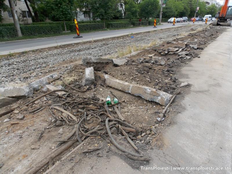 Traseul 101, etapa II: Intersecție Candiano Popescu ( zona BCR ) - Gara de Sud 2lc9xc10