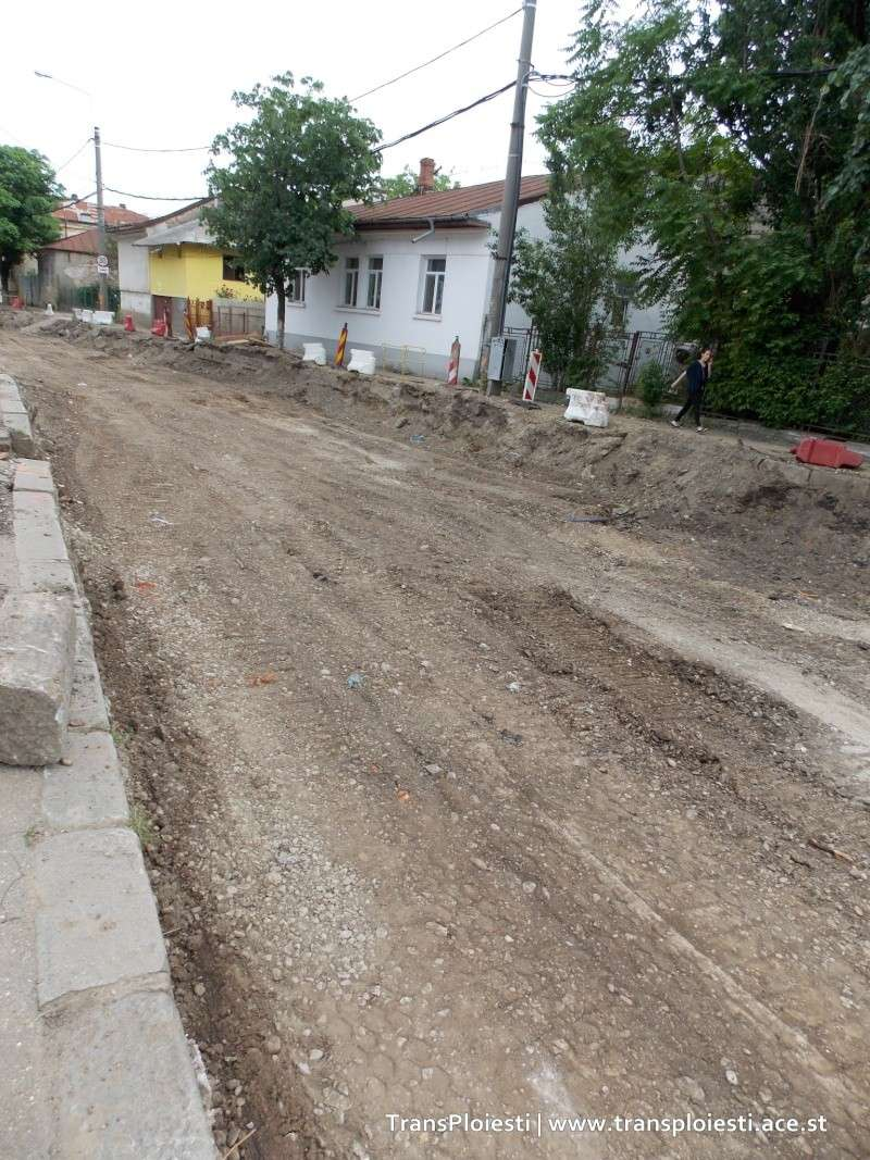 Traseul 101, etapa II: Intersecție Candiano Popescu ( zona BCR ) - Gara de Sud 2mfgnj10
