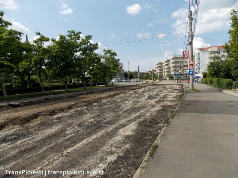 Traseul 101, etapa II: Intersecție Candiano Popescu ( zona BCR ) - Gara de Sud 2mmj9d10