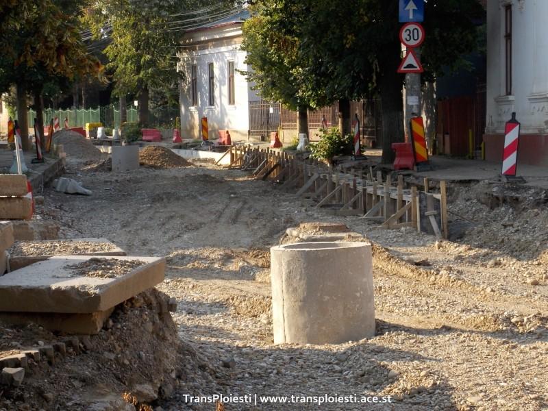 Traseul 101, etapa II: Intersecție Candiano Popescu ( zona BCR ) - Gara de Sud - Pagina 2 2ns11k10
