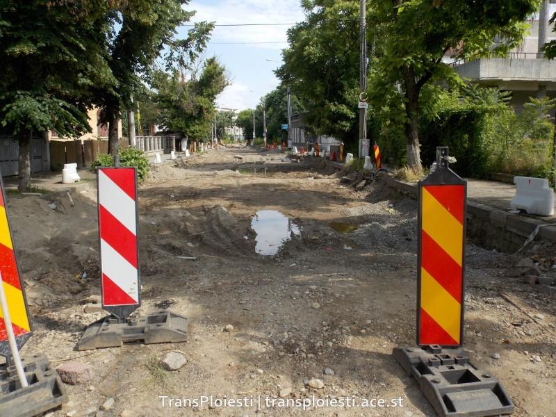 Traseul 101, etapa II: Intersecție Candiano Popescu ( zona BCR ) - Gara de Sud 2qvsje10