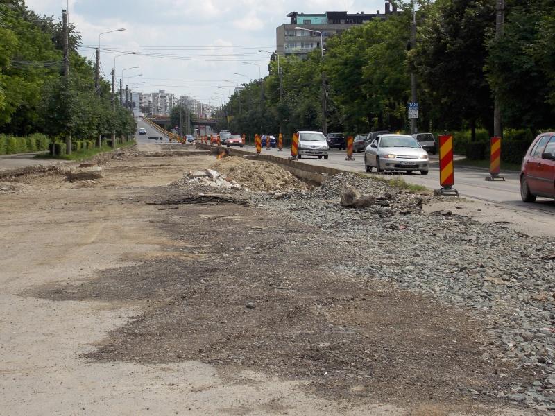 Traseul 101, etapa II: Intersecție Candiano Popescu ( zona BCR ) - Gara de Sud - Pagina 2 2rz8mm10