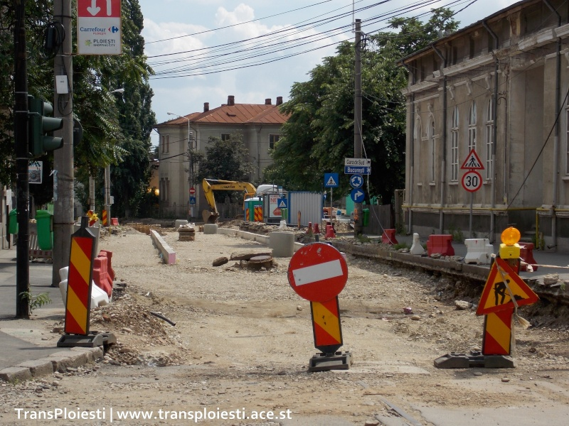 Traseul 101, etapa II: Intersecție Candiano Popescu ( zona BCR ) - Gara de Sud - Pagina 2 2w4l8o11