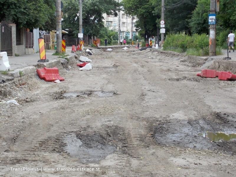 Traseul 101, etapa II: Intersecție Candiano Popescu ( zona BCR ) - Gara de Sud 2zyzy110