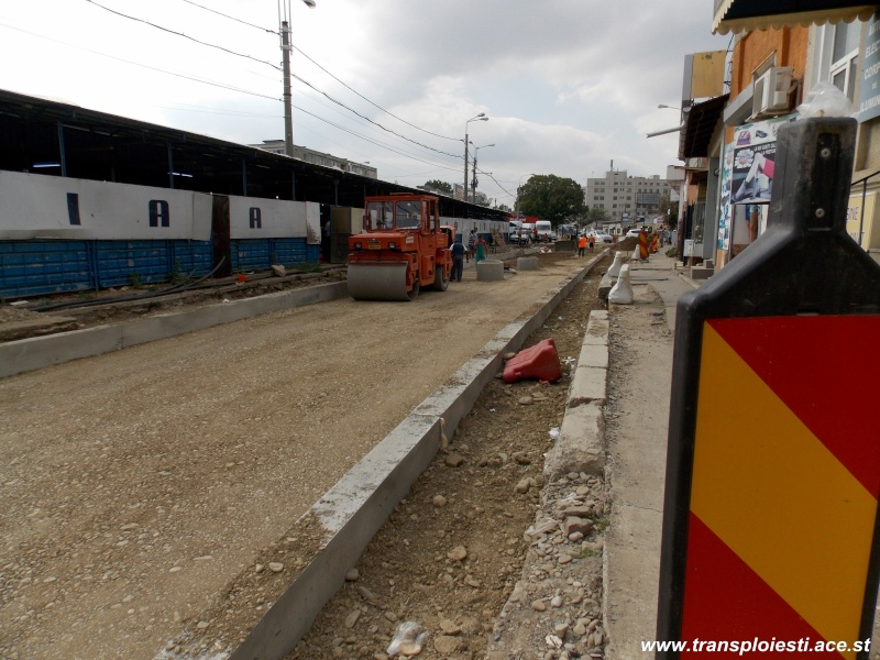 Traseul 101, etapa II: Intersecție Candiano Popescu ( zona BCR ) - Gara de Sud - Pagina 2 2zz3nm10