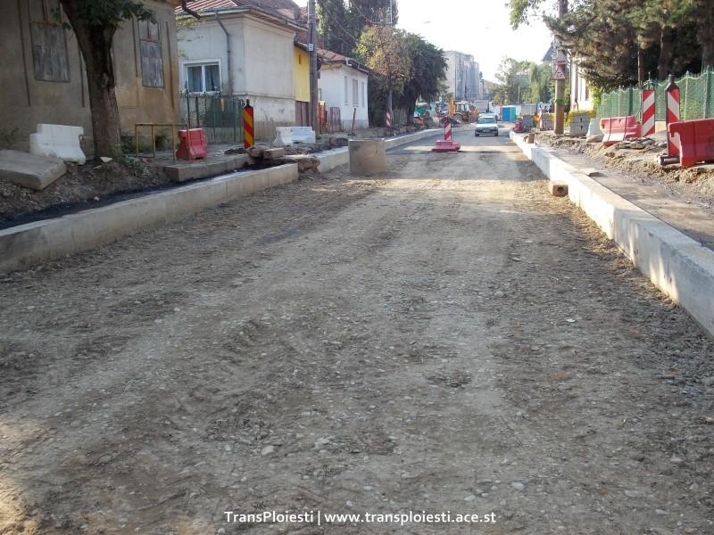 Traseul 101, etapa II: Intersecție Candiano Popescu ( zona BCR ) - Gara de Sud - Pagina 2 34s49j10