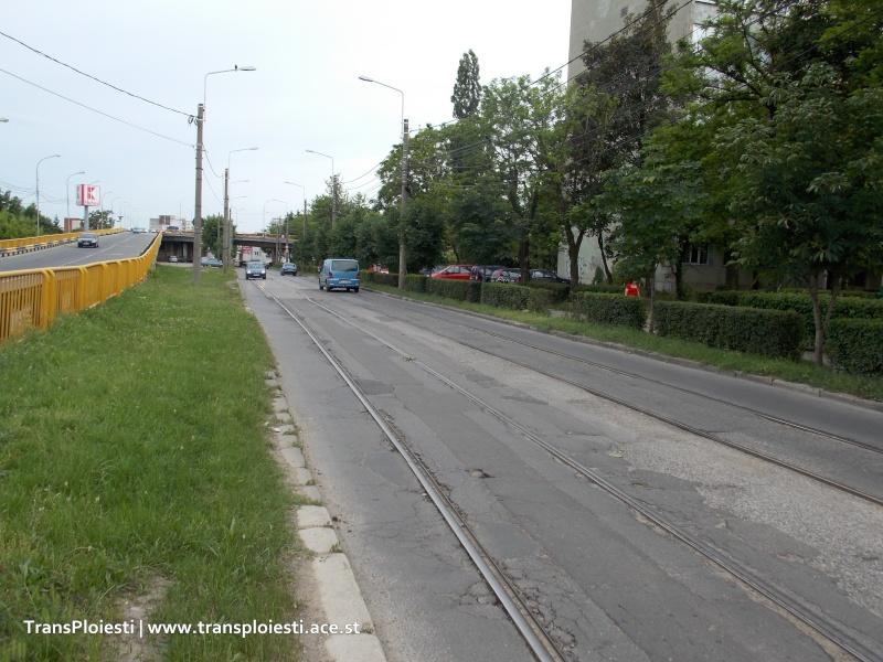 Traseul 101, etapa II: Intersecție Candiano Popescu ( zona BCR ) - Gara de Sud Dscn0014