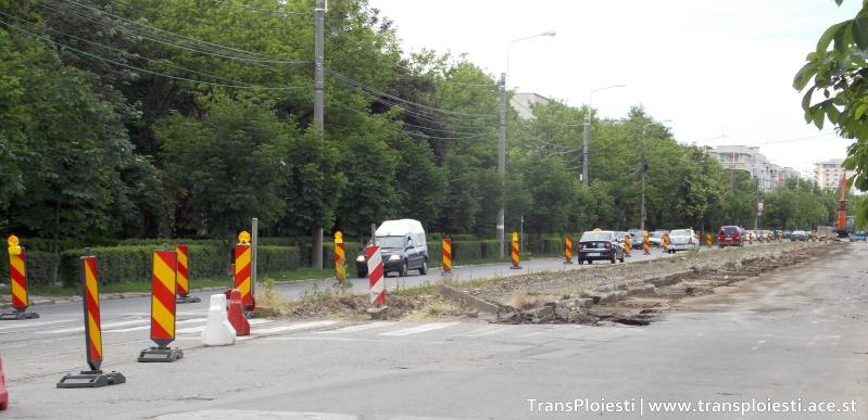 Traseul 101, etapa II: Intersecție Candiano Popescu ( zona BCR ) - Gara de Sud Dscn0016
