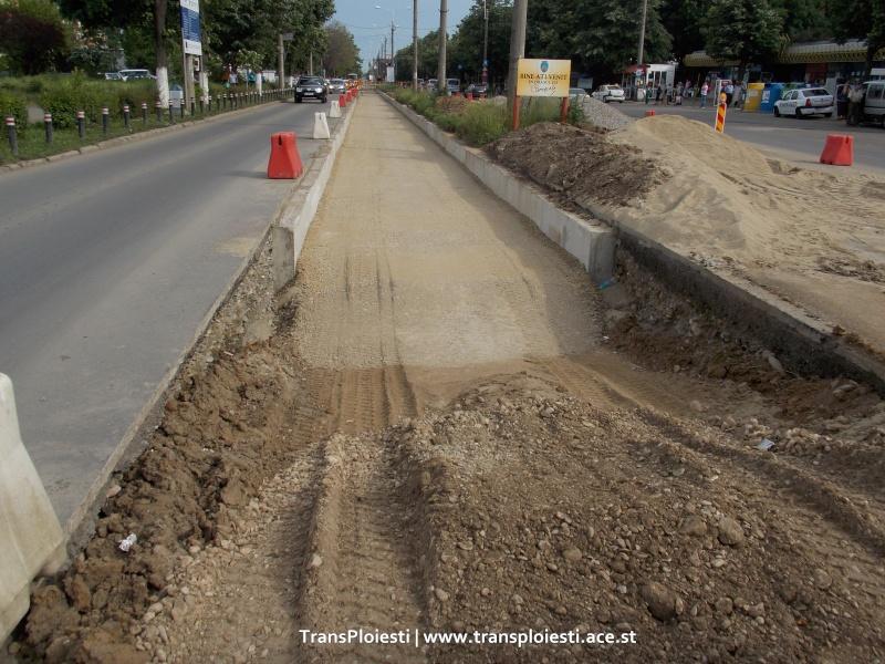 Traseul 102, etapa I: Bucla Nord ( Sp. Județean ) - Intersecție Republicii - Pagina 3 Dscn0027