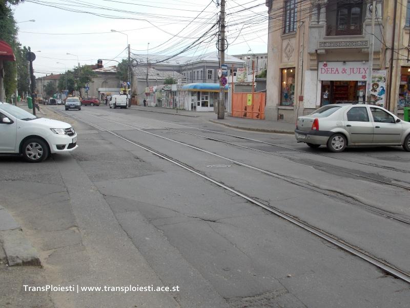 Traseul 101, etapa II: Intersecție Candiano Popescu ( zona BCR ) - Gara de Sud Dscn0029
