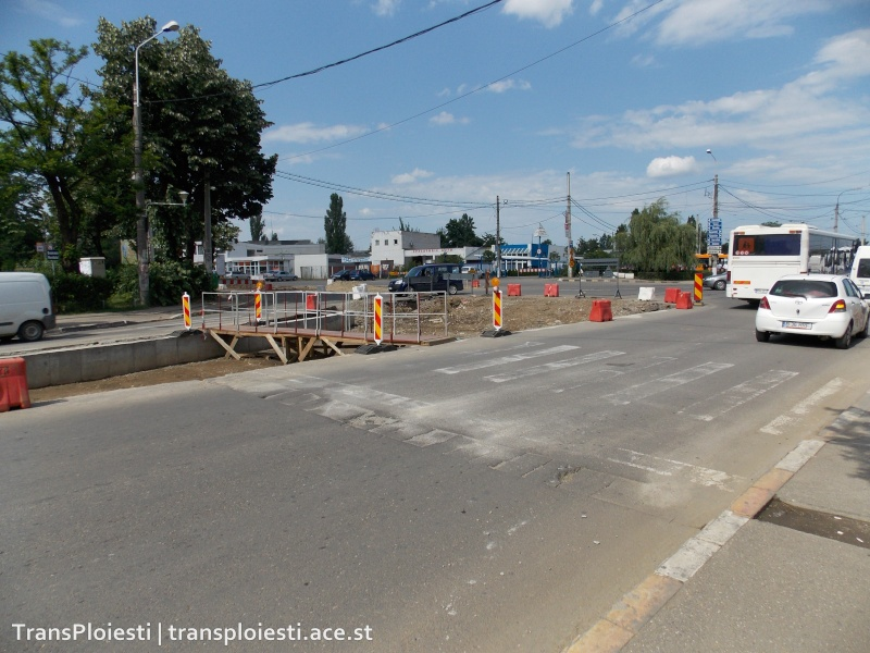 Traseul 102, etapa I: Bucla Nord ( Sp. Județean ) - Intersecție Republicii - Pagina 3 Dscn0136