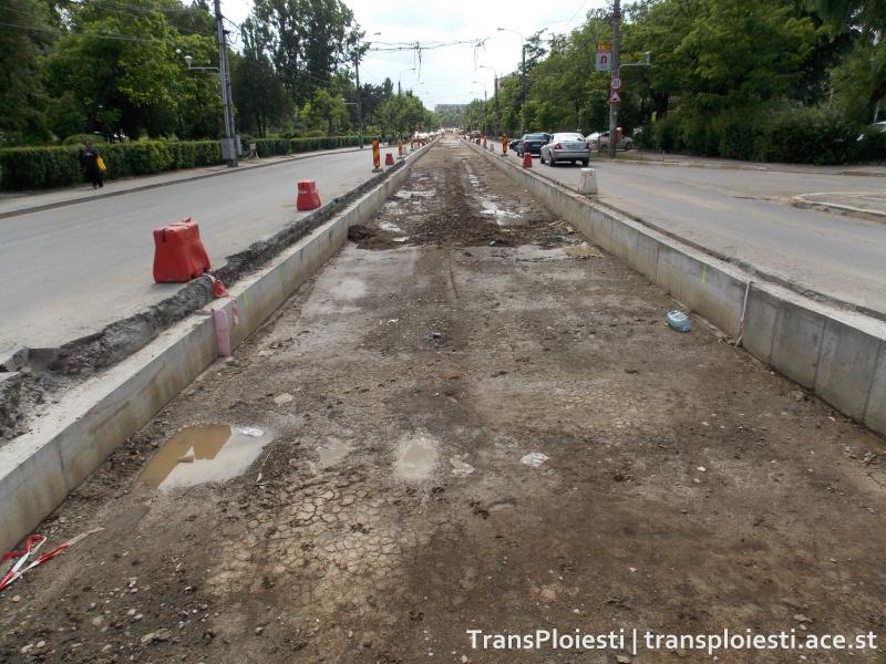 Traseul 102, etapa I: Bucla Nord ( Sp. Județean ) - Intersecție Republicii - Pagina 3 Dscn0137