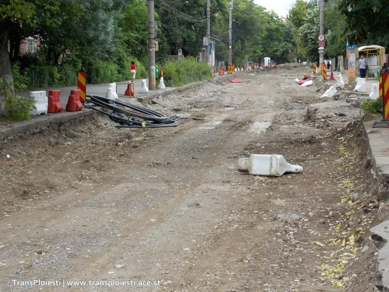 Traseul 101, etapa II: Intersecție Candiano Popescu ( zona BCR ) - Gara de Sud Dzkwg10