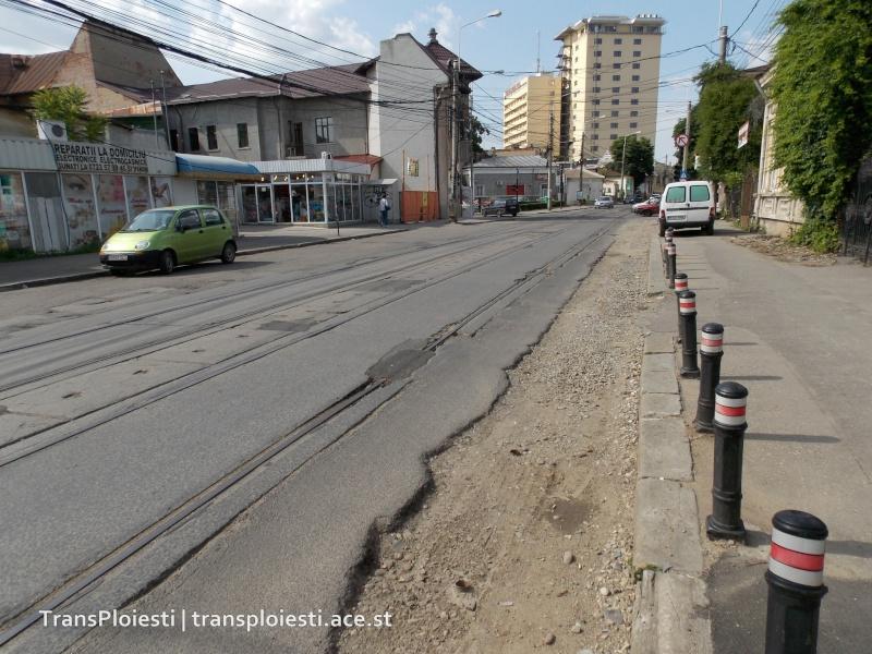 Traseul 101, etapa II: Intersecție Candiano Popescu ( zona BCR ) - Gara de Sud Mjwxz10