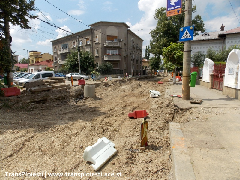 Traseul 101, etapa II: Intersecție Candiano Popescu ( zona BCR ) - Gara de Sud - Pagina 2 O74n8310