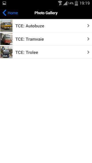 Aplicația TransPloiești Screen11