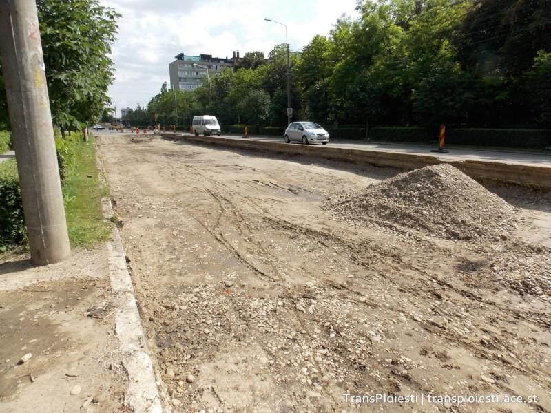 Traseul 101, etapa II: Intersecție Candiano Popescu ( zona BCR ) - Gara de Sud Sy6lhw10