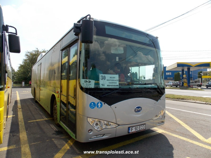 BYD K9 Electric în probe ( 2014 ) X56t7d10