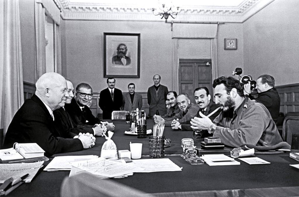 Castro avec 2 Rolex Bpotpj10