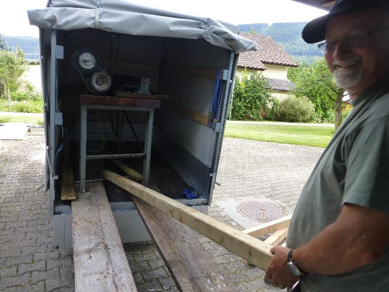 Pierre !!!! Je n'ai plus de place dans mon garage.....Viens .....!!!! P1040519
