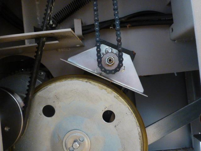 problème d'entrainement - rabotage hammer C31 P1040813