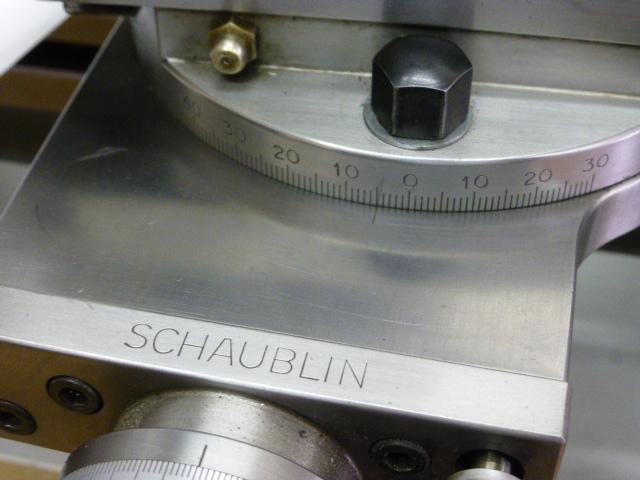 Affutage de fraise avec un tour 102 Schaublin ! P1050318