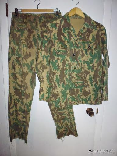 ARVN Starburst pattern uniform P1040218