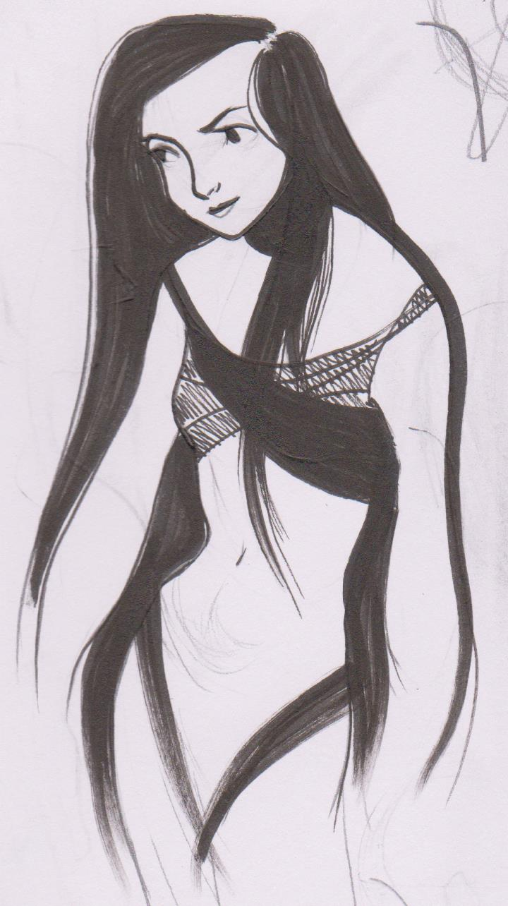 madame et ses cheveux noirs !!! [noony4] 00114