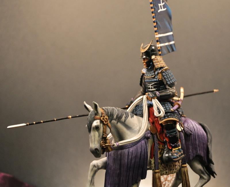 Samourai à cheval période Momoyama. 90 mm Bonapartes/Poste militaire Terminé - Page 2 Dsc_0037