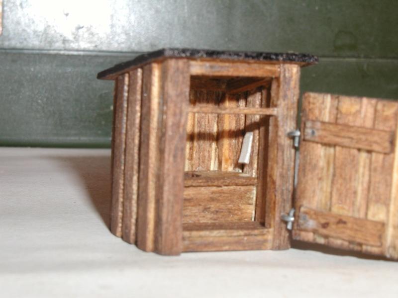Ein kleines Häuschen für wichtige Bedürfnisse - 1:87 P8150010