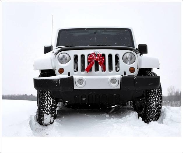 Jeep France ! Nous espérons que vous avez été gâtés ! 10407710