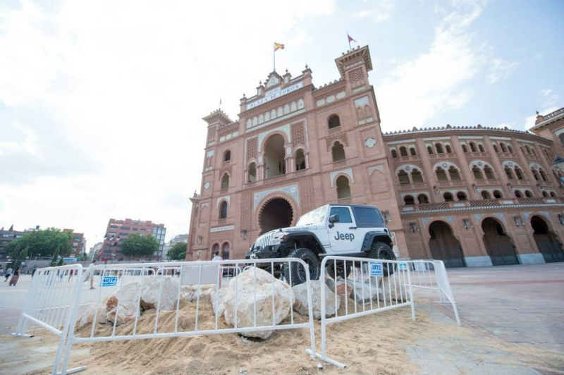 ‎Jeep‬ ‪Wrangler‬ at Red Bull X-Fighters 2014 (Espagne) 10459810