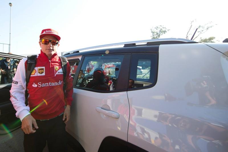 Fernando Alonso et Kimi Raikkonen  10700110