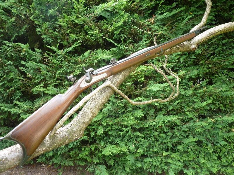 Ma Carabine Fédérale Suisse 1851 Cf110