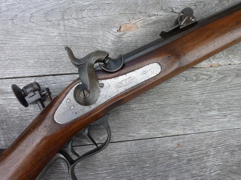 Ma Carabine Fédérale Suisse 1851 Cf410