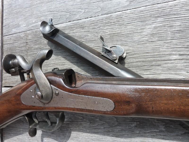 Ma Carabine Fédérale Suisse 1851 Cf510