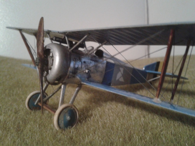 "HANRIOT HD 1 ""Willy Coppens"" 2014-080"