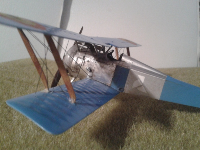 "HANRIOT HD 1 ""Willy Coppens"" 2014-082"
