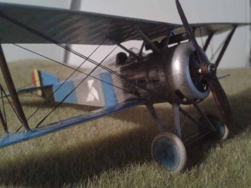 "HANRIOT HD 1 ""Willy Coppens"" 2014-084"