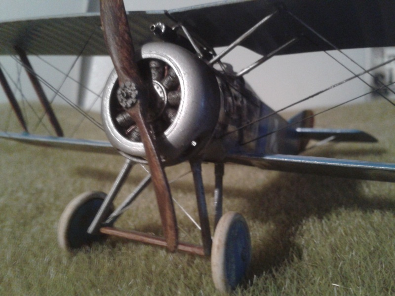"HANRIOT HD 1 ""Willy Coppens"" 2014-085"