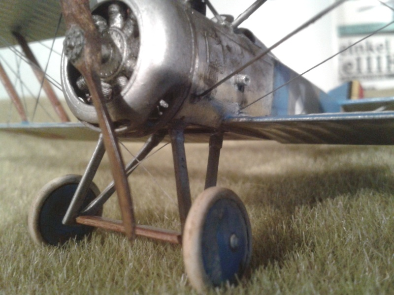 "HANRIOT HD 1 ""Willy Coppens"" 2014-086"