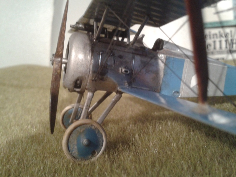 "HANRIOT HD 1 ""Willy Coppens"" 2014-087"