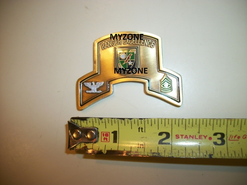 Myzone's thread of challenge coins - OEF OIF -  100_5711