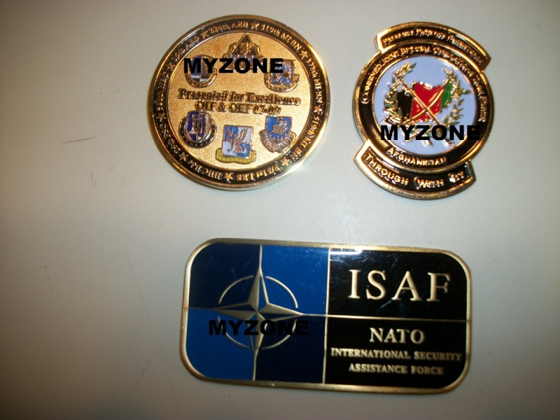 Myzone's thread of challenge coins - OEF OIF -  100_7524