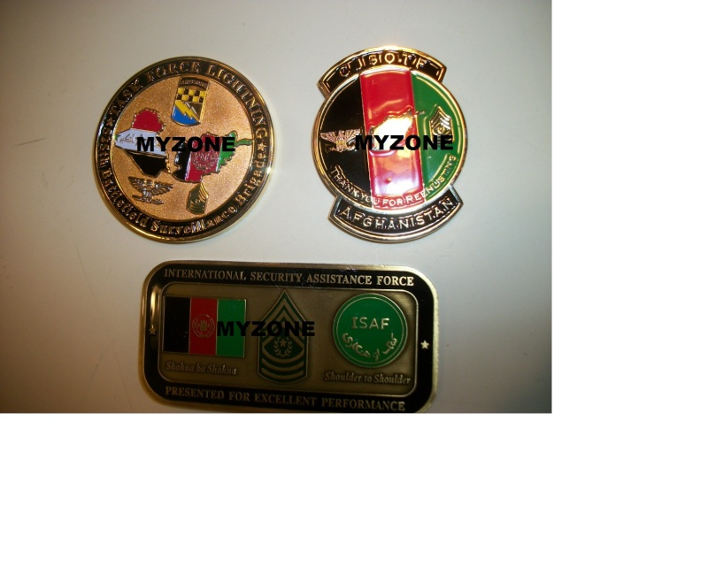Myzone's thread of challenge coins - OEF OIF -  100_7525