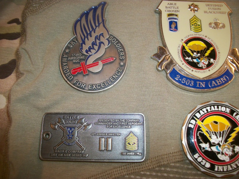 Myzone's thread of challenge coins - OEF OIF -  100_7613