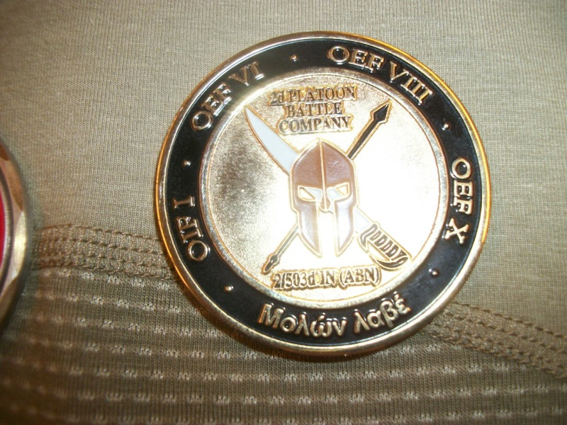 Myzone's thread of challenge coins - OEF OIF -  100_7616