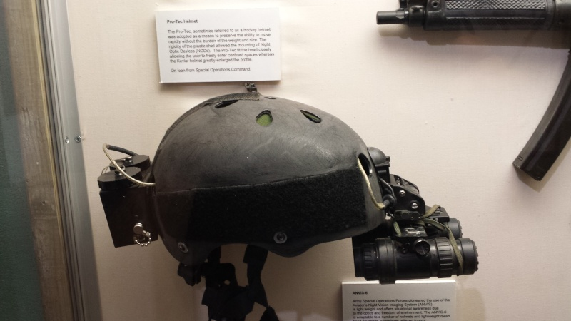 The US Army Airborne and Special Operations Museum - Temporary Exibit - Battle of Mogadishu 20140631